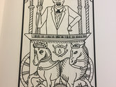The Black Power Tarot Coloring Book photo