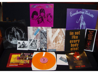 'Everlasting Tributes' Anazitisi Records 2010 Vinyl Collectors Bag main photo