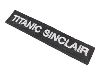 Titanic Sinclair Patch main photo