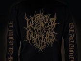 Lurker of Chalice - Long Sleeve T SHIRT w/ Hood - Art by STV photo