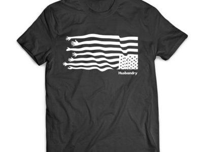 Flag of Hands T-Shirt main photo