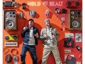 Hold Det Realt (album) / t-skjorte, canvasbag photo