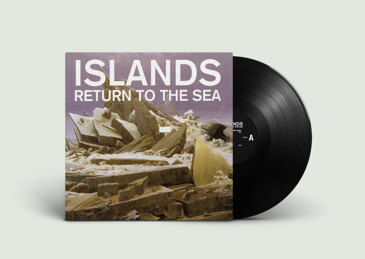return to the sea th anniversary remaster islands the artwork has received a tasteful touch up printed inner sleeve lyrics archival photos never before released and an in depth essay about the