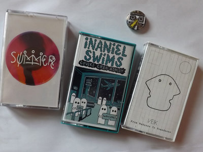 """The 3 cassettes"" (2016) bundle main photo"