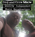 Dog and Crow image