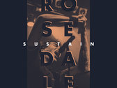 "Rosedale ""Sustain"" T-shirt photo"