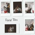 Floral Tiles image