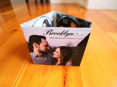 3-Disc Set - Brooklyn Sessions 1, 2 & 3 main photo