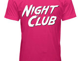 Hot Pink Dagger Shirt photo