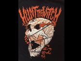 HUNT THE WITCH 'Skull' Tee photo