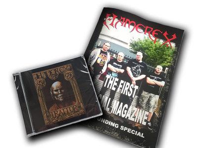 Traitor & Magazine Bundle main photo