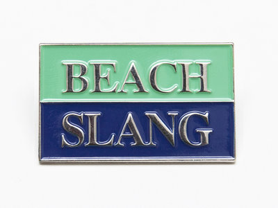 Beach Slang Enamel Pin main photo