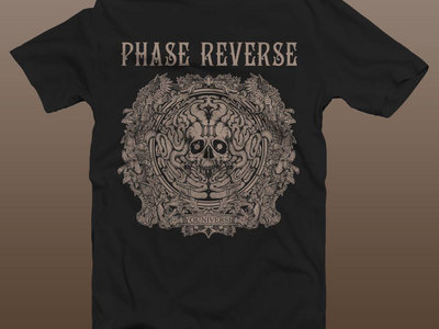 Phase Reverse - Phase III: Youniverse black/brown t-shirt main photo