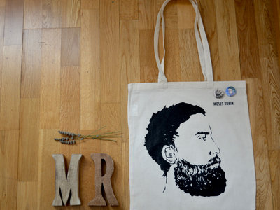 Moses Rubin Tote bag main photo