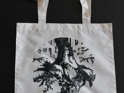 Tote Bag Chimères Edition Limitée main photo