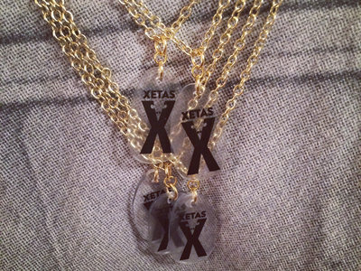 XETAS Charm Necklace main photo