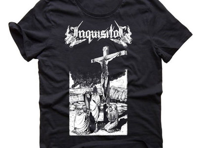 """T-shirt """"Cry of the Christians"""" including free download of """"Walpurgis - Sabbath of Lust"""" CD original 1996 version !!! main photo"""