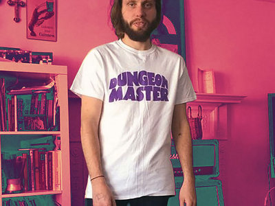Dungeon Master logo shirt main photo