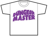 Dungeon Master logo shirt photo