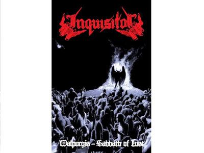 Walpurgis - Sabbath of Lust + Bonus tracks - Cassette/Tape version main photo