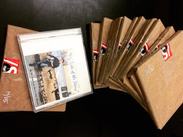 First-Edition Parcelwrapped CD main photo