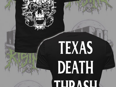 Texas Death Thrash Shirt main photo