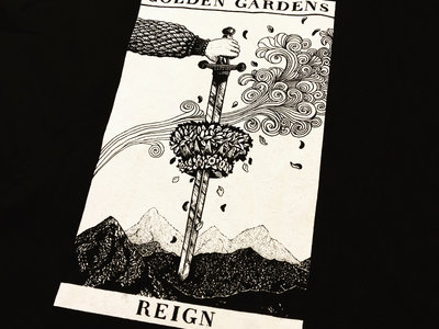 "Reign ""Ace of Swords"" T-Shirt main photo"