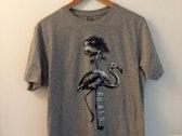 "Sale! ""Pelican"" T-Shirt (Gray) photo"
