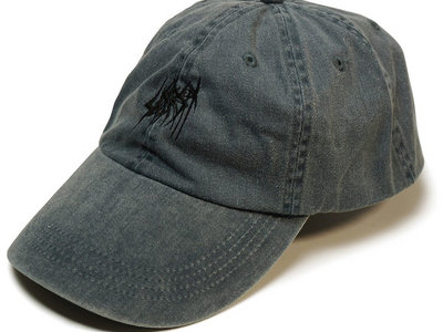 SETE STAR SEPT embroidery cap - charcoal main photo