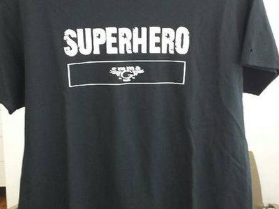 SUPERHERO - empowerment through music t-shirt main photo