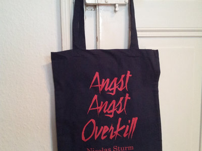 Angst Angst Overkill Beutel main photo