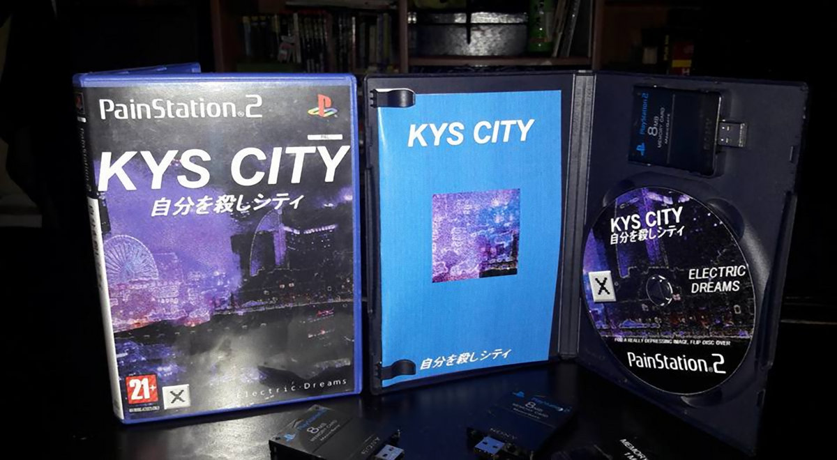 KYS City -Ultra Limited Edition DVD + Memory Card USB | ☒