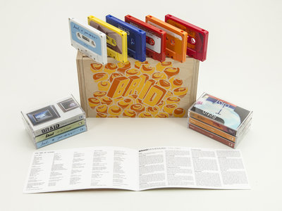 6 Tape Box Set main photo