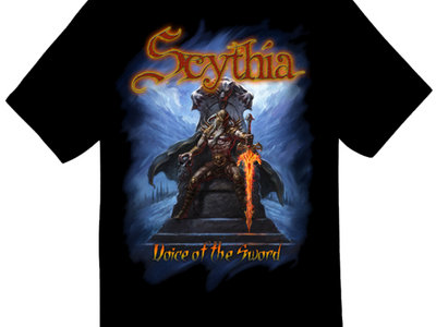 Voice of the Sword T-shirt main photo