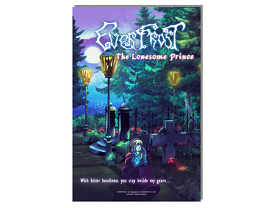 EVERFROST - 'The Lonesome Prince' Wall Poster main photo