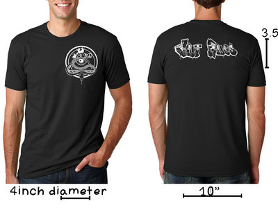 Cut Rugs T-shirts (design by: KG) main photo