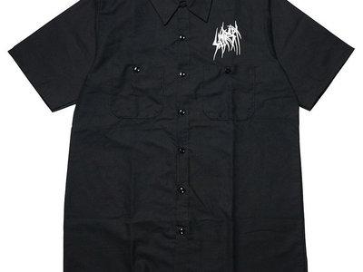 SETE STAR SEPT logo work shirt - REDKAP main photo