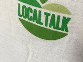 Local Talk T-shirts (Black/White) photo