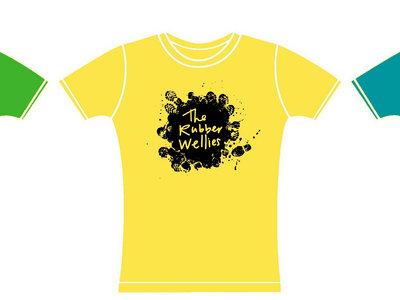Rubber Wellies T-shirt (mens) main photo