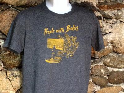 T-shirt - Design by Nathaniel Benjamin main photo