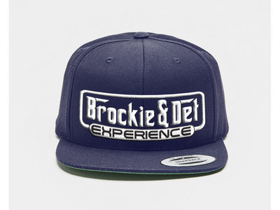 Brockie & Det Embroidered Snapbacks main photo
