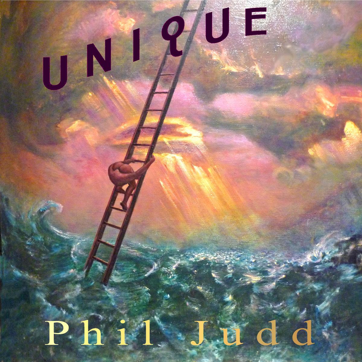 UniQue ~ 2016 solo album | Phil Judd