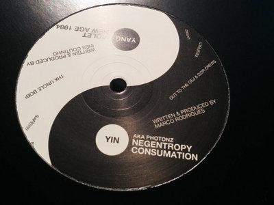 "Violet & NEGENTROPY - New Era 1984 / Consummation 12"" (D55) main photo"
