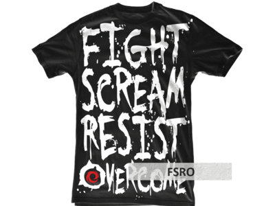 FIGHT SCREAM RESIST OVERCOME main photo