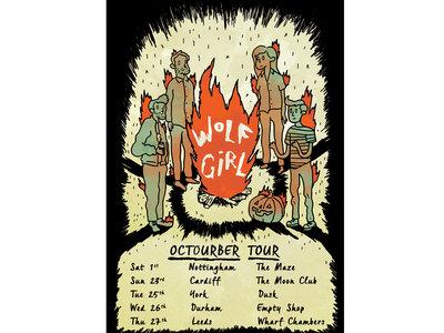 Octourber Tour Poster main photo
