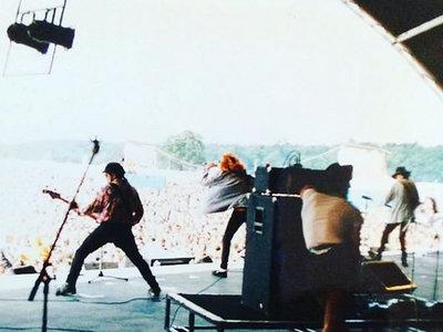 Crazyhead Live at Reading Rock Festival 1989 main photo