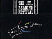 Crazyhead Live at Reading Rock Festival 1989 photo