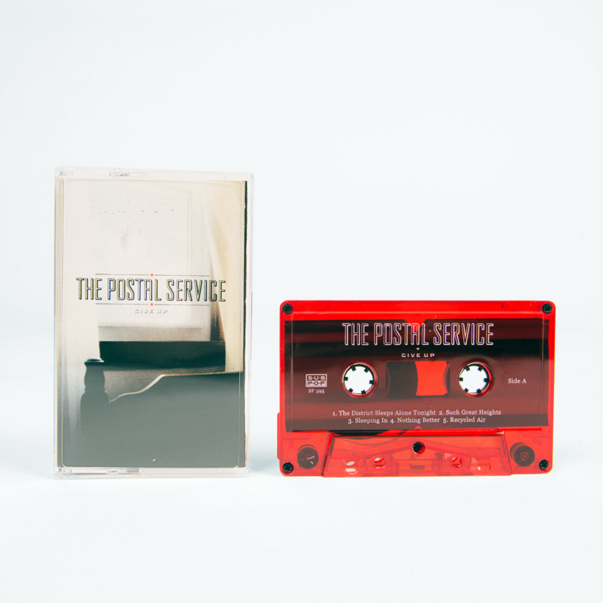postal service band such great heights