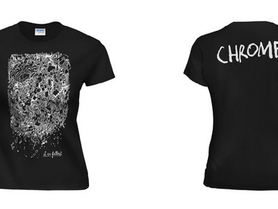 CHROMB! T-shirt Female - Il en fallait - by Benjamin Flao main photo