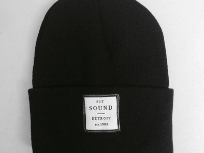 FIT SOUND KNIT CAP main photo